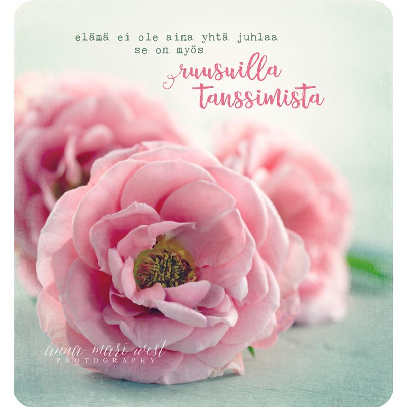 Ruusuilla Tanssimista